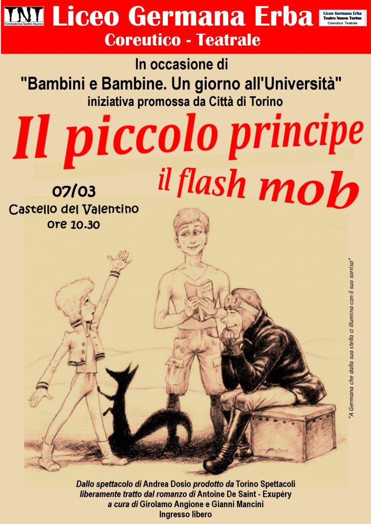 FLASH MOB piccolo